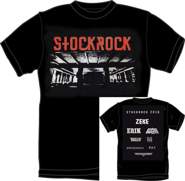 Stockrock Shirt 2018