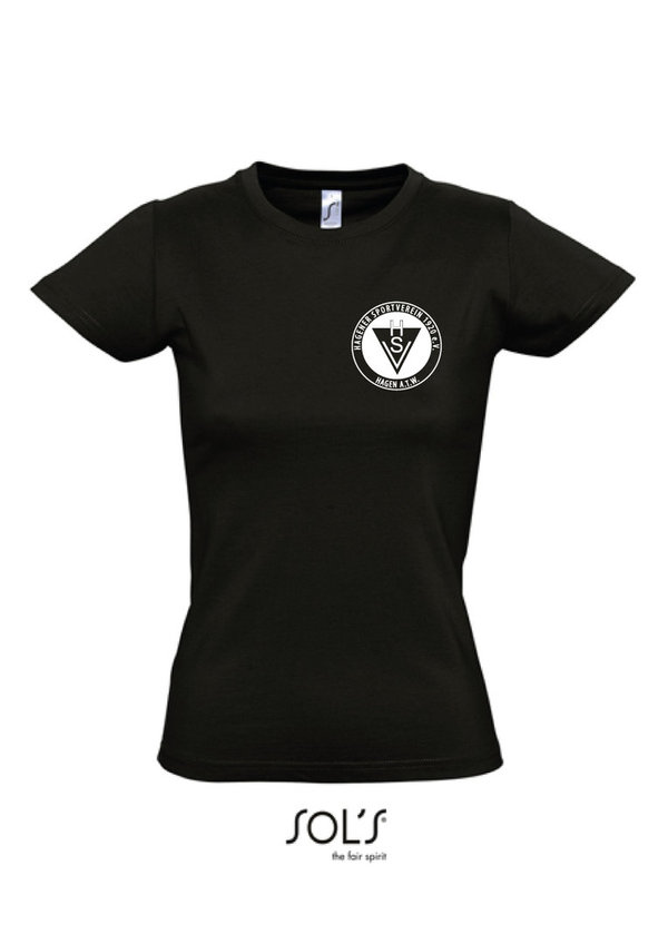 "Damen T-Shirt ""HSV"""
