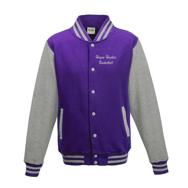Hagen Huskies College Sweat Jacke